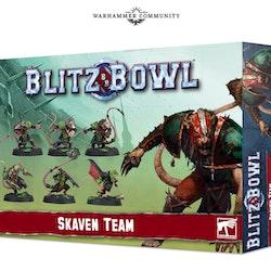 blood bowl skaven team
