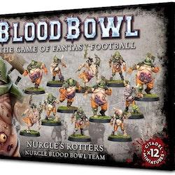 Blood Bowl Nurgle Team
