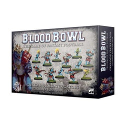 Blood Bowl Lizardmen Team