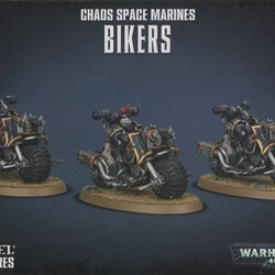 Chaos Space Marines Bikers