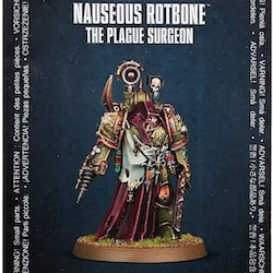 Death Guard Nauseous Rotbone
