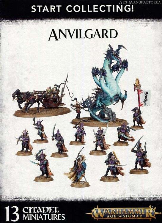 Start Collecting Anvilgard