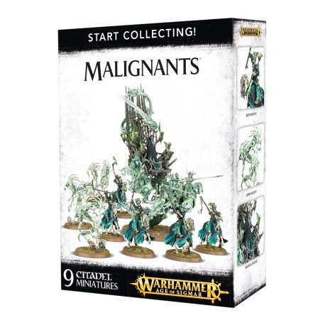 Start Collecting Malignants