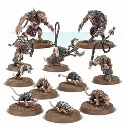 Rat Ogors, Giant Rats and Packmasters