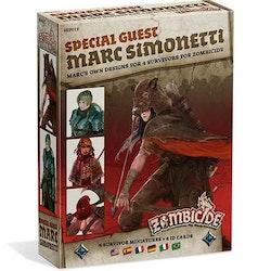 Zombicide: Black Plague - Special Guest Marc Simonetti