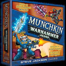 Munchkin Warhammer Death & Destruction