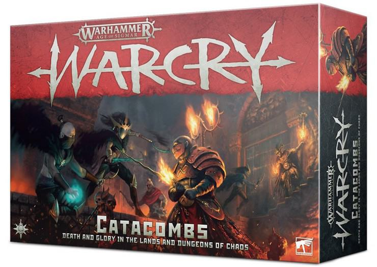 Warcry Catacombs