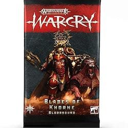 WARCRY: BLADES OF KHORNE CARDS