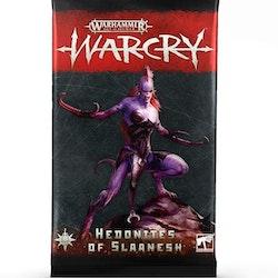 WARCRY: HEDONITES OF SLAANESH CARDS