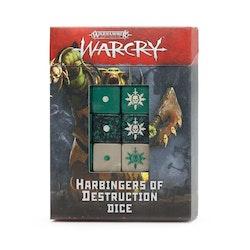 WARCRY: HARBINGERS OF DESTRUCTION DICE