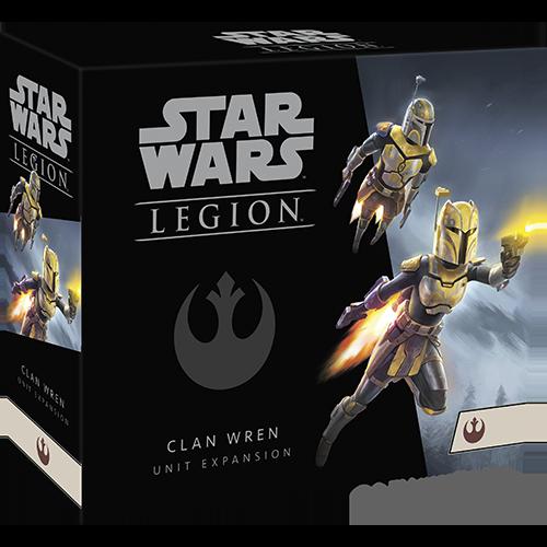 Clan Wren Unit Expansion