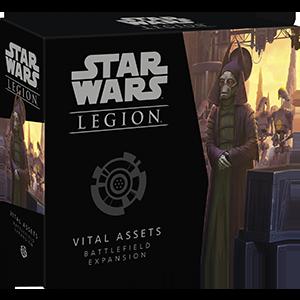 Vital Assets Battlefield Expansion