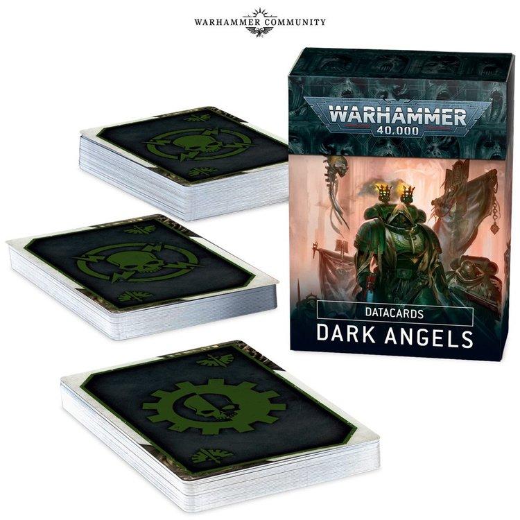 DATACARDS: DARK ANGELS 2021 (ENGLISH)