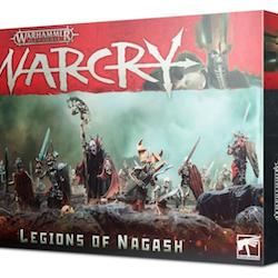 LEGIONS OF NAGASH Warband