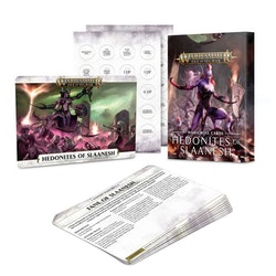 Warscroll Cards Hedonites Of Slaanesh