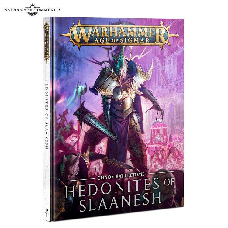 Hedonites Of Slaanesh Chaos Battletome 2021