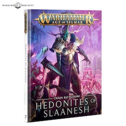 Hedonites Of Slaanesh Chaos Battletome 2021