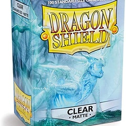 Dragon Shields Matte Clear