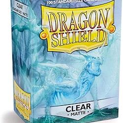 Dragon Shields Matte Clear