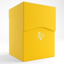 GameGenic Deck Holder 100+ Deck Box Yellow