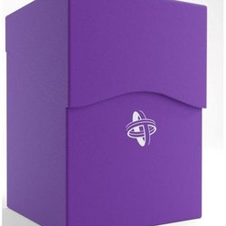 GameGenic Deck Holder 100+ Deck Box Purplu
