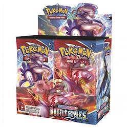 Sword And Shield Battle Styles Booster Box 36st