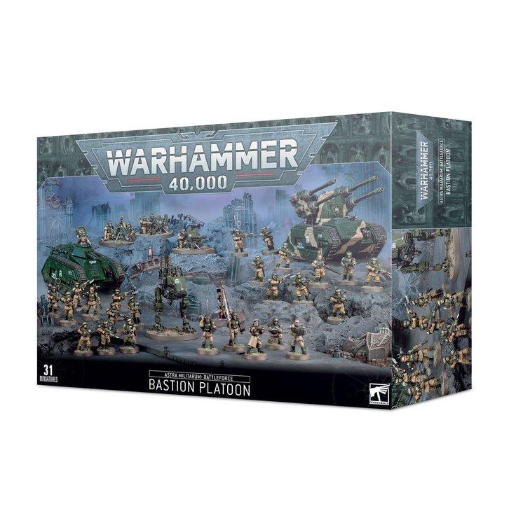 Astra Militarum Battle Force