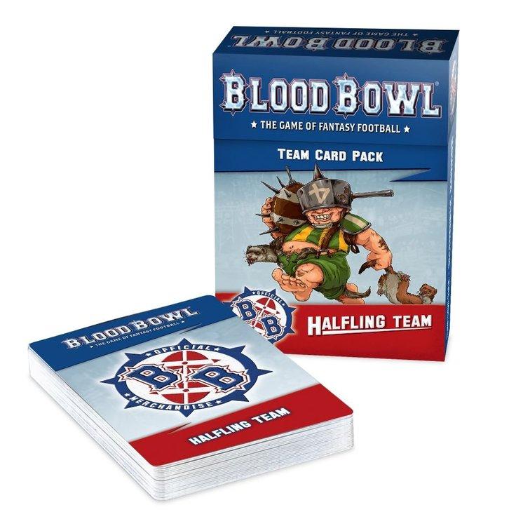 Blood Bowl Halflings Team Card Pack