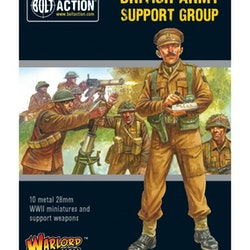 British Army Support Group (HQ, Mortar & MMG)