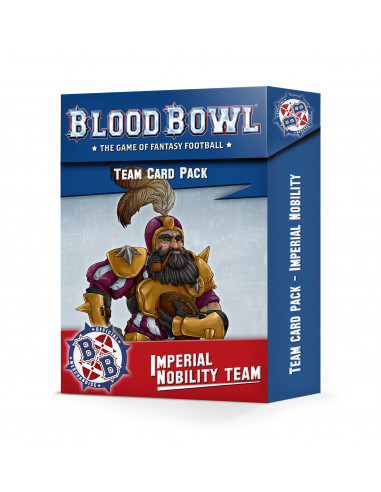 LOOD BOWL: IMPERIAL NOBILITY  CARD PACK