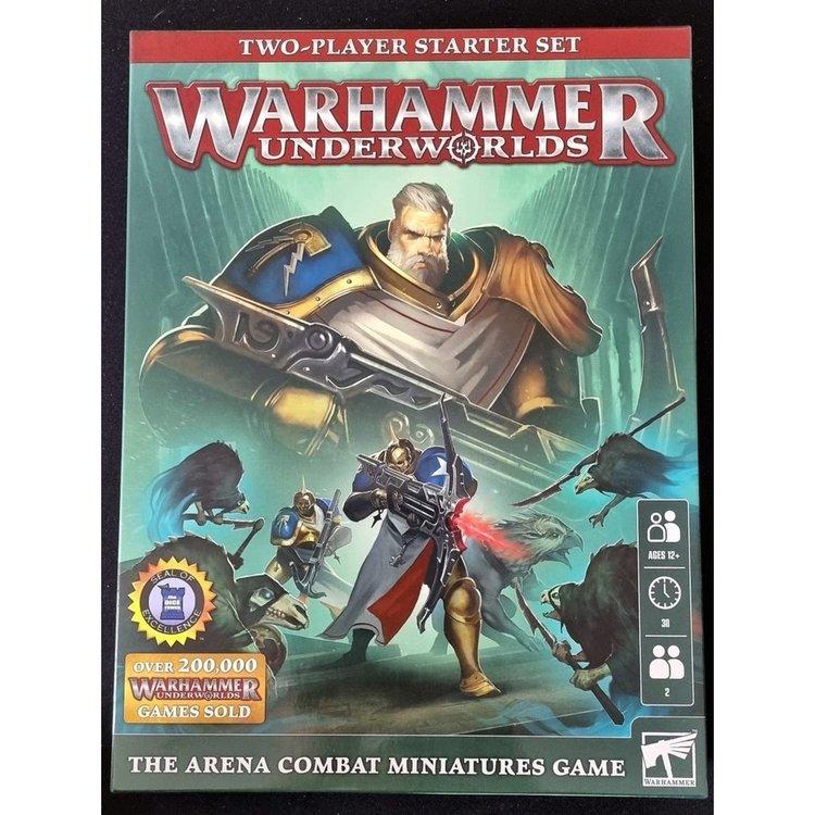 whu 2 Player Starter Set