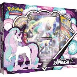 Poke Box Galarian Rapidash
