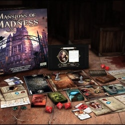 Mansions of Madness 2nd Ed.