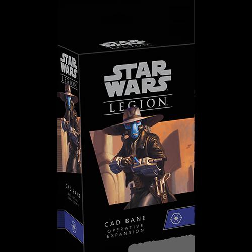 Star Wars Legion Cad Bane Operative