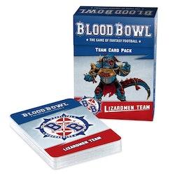 Lizardmen Team Card Pack