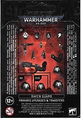 Raven Guard Primaris Upgrades and Transfers