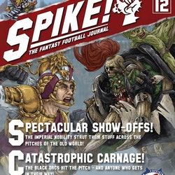 Blood Bowl Spike Journal Issue 12