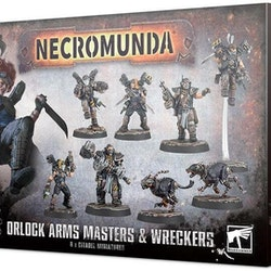 ORLOCK ARMS MASTERS AND WRECKERS