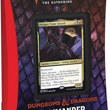 Dungeons and Dragons Commander Planar Portal
