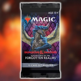 magic dungeons and dragons Set Booster
