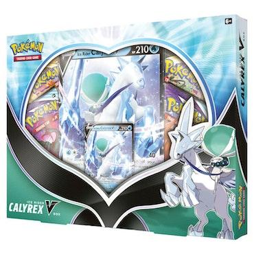 Pokemon Calyrex V Box Ice Rider