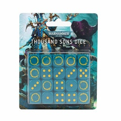 Thousend Sons Dice