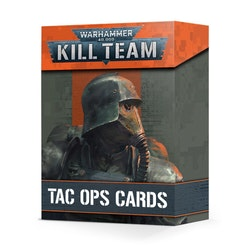ILL TEAM: TAC OPS CARDS (ENGLISH)