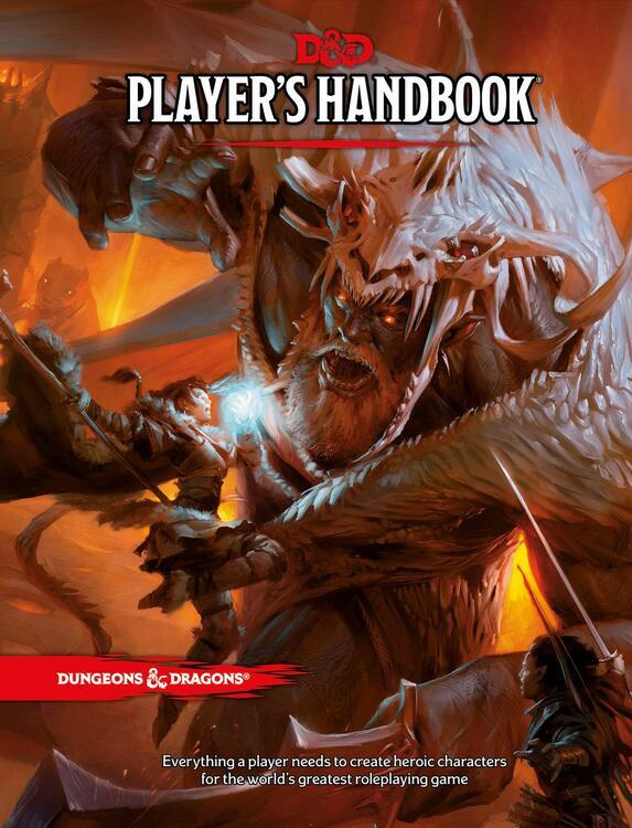 D&D 5th Player's Handbook