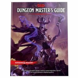 D&D 5th Dungeon Master's Guide