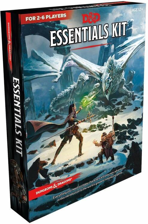 D&D 5th Essentials Kit