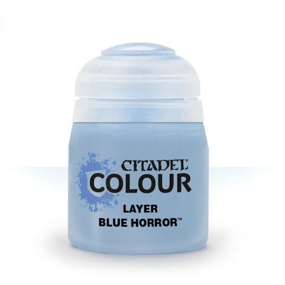 BLUE HORROR (12ML)