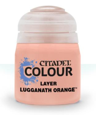 LUGGANATH ORANGE (12ML)