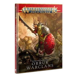 BATTLETOME ORRUK WARCLANS 2021