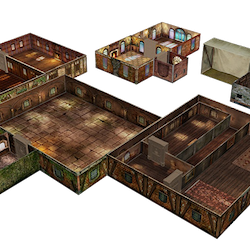 Tenfold Dungeon Town